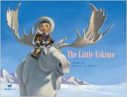 Book  Little Eskimo
