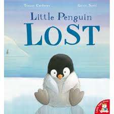 BOOK   lITTLE pENQUIN LOST