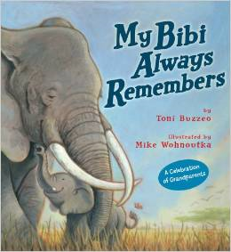 Book - MyBibi Always Remembers
