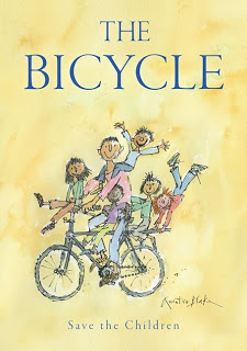 Book Chidren's Book Review, The Bicycle