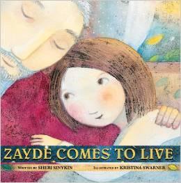 Book - Zayde Comes
