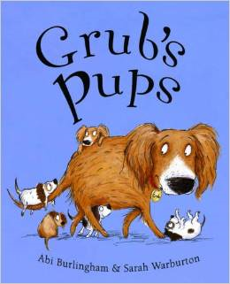 Books - Grub's Pups