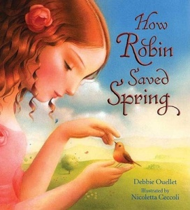 BOOK How Robin Saved.