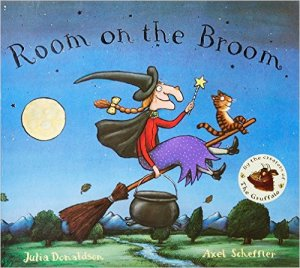 Book Roomon the Broom