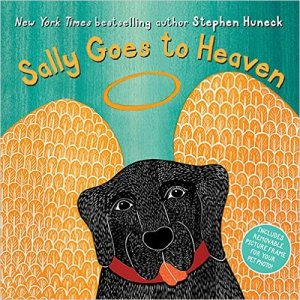 book- Sally goes to Heaven