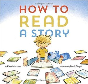 BOOK - HOW TO READ A STORY